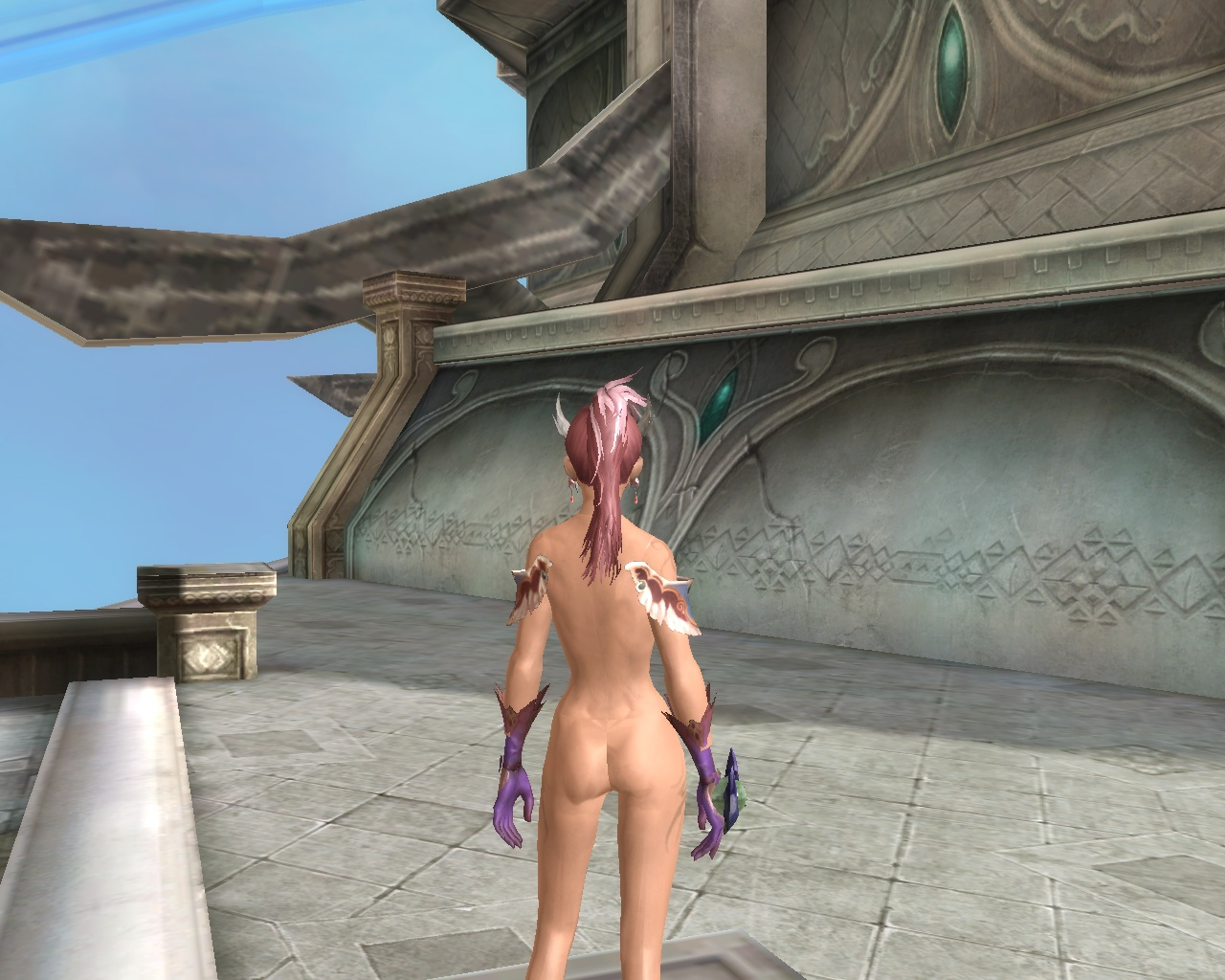Aion nude mods cartoon photo